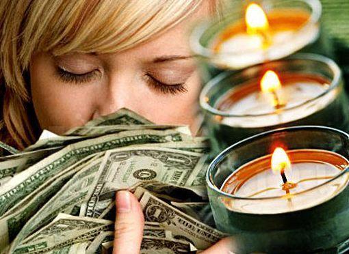приворот к деньгам в домашних условиях