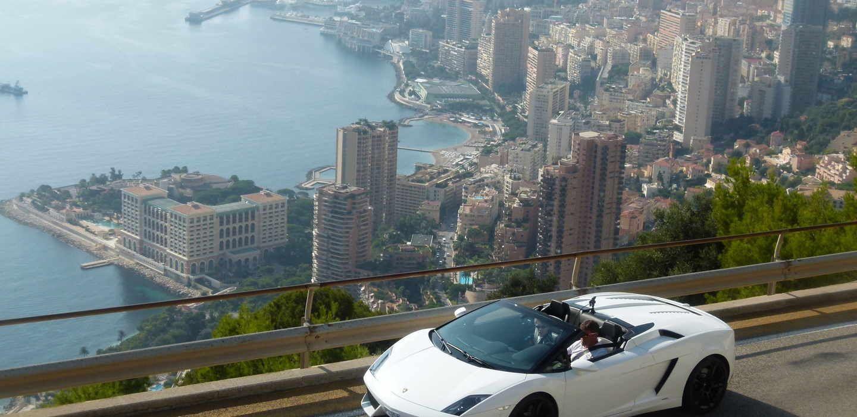Lamborghini Driving Experience From Monaco Driving Experience Lamborghini Monaco