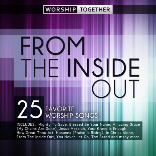 From The Inside Out -- CD or mp3 download | Music Wish List | Jesus