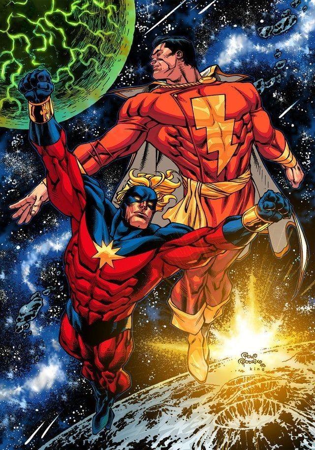 Pin on DC Universe