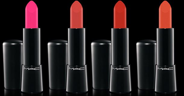 MAC Mineralize Lips Summer 2014 Collection