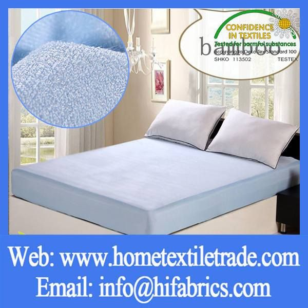 Hotel Linen Waterproof Mattress Protector Neonychium Manufacture In Shanghai China Supplier Double Bed Designs 100 Cotton Fabric In Modesto Double Bed Designs Bed Design Waterproof Mattress