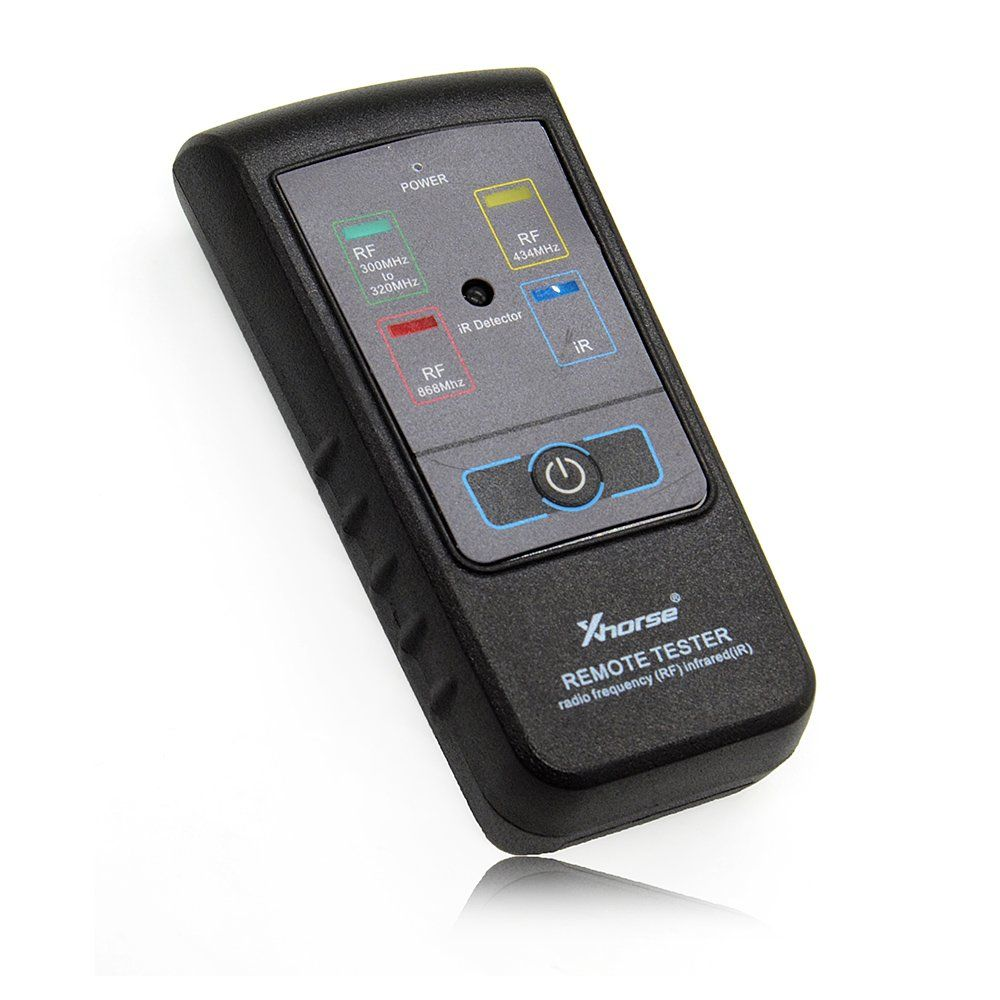 Xhorse Remote Tester Radio Frequency Infrared Reader 315mhz 433mhz
