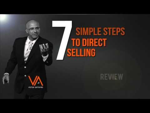 42988c2e1 7 Simple Steps to Direct Selling - Sales Summary  8. Here s a quick summary