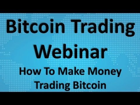 How to make money day trading bitcoin