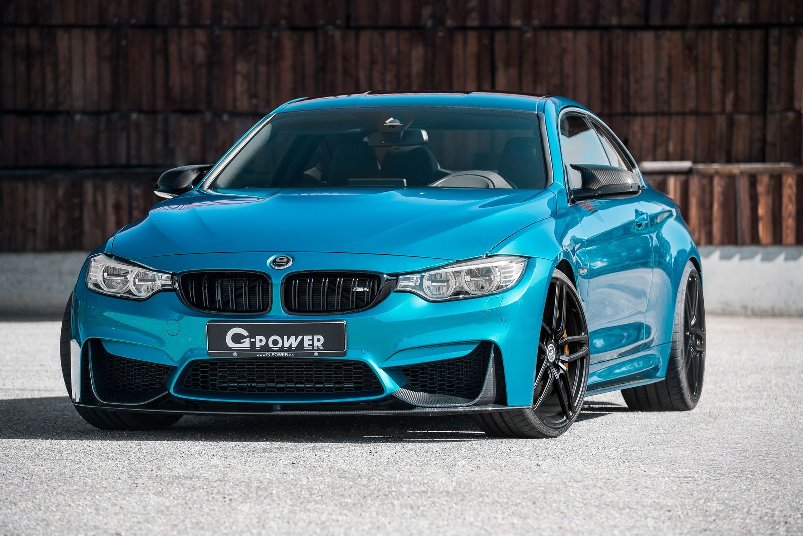 G Powers 600 Ps Bmw M4 Coupe Is Faster More Powerful Than The M4
