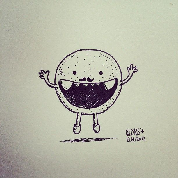 Cookie Moustache. Por ROFN ( @goldnessie + @ericleonhdez) - @ericleonhdez | Webstagram