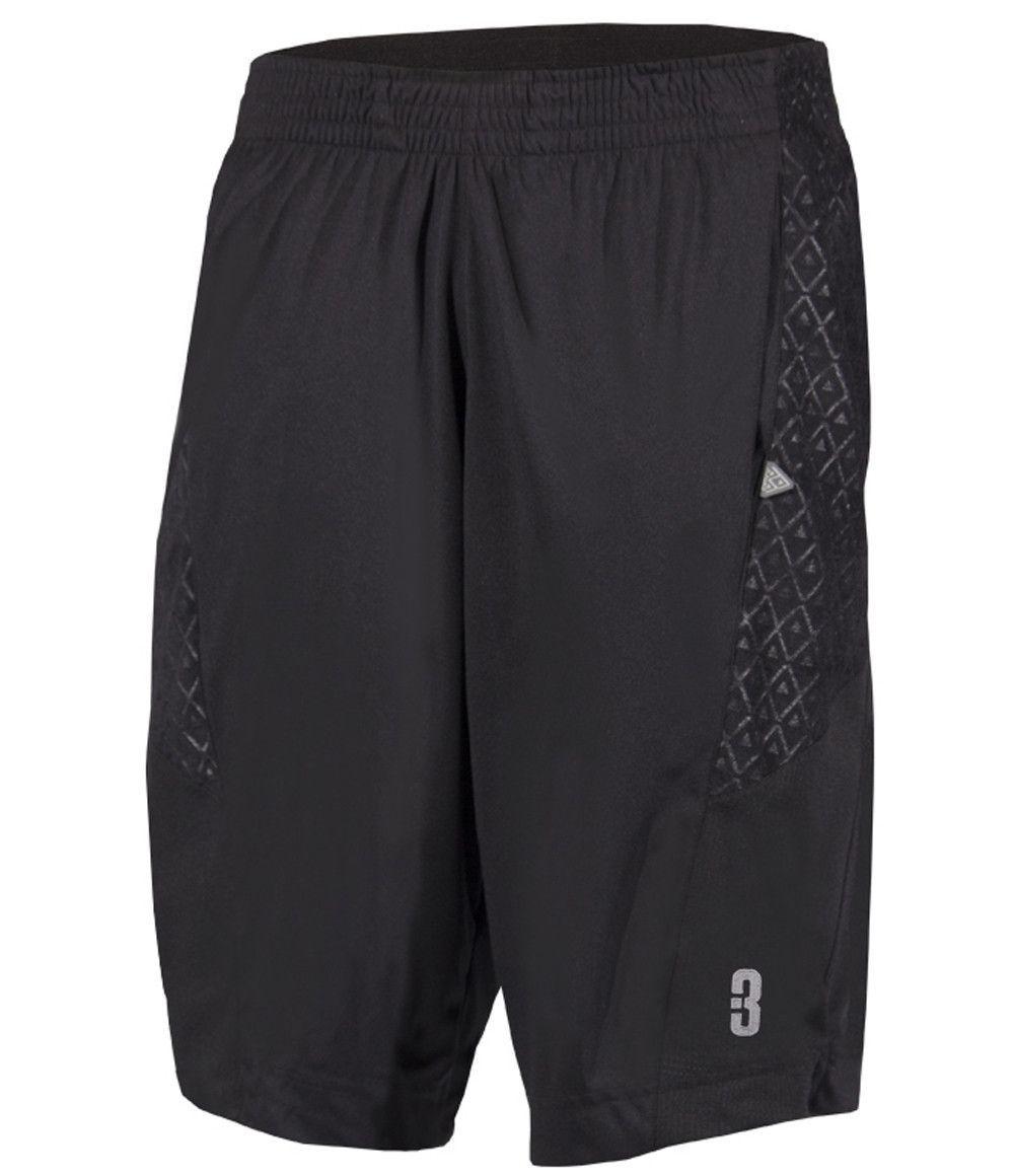 DRYV Uniform Mens Dry Hand Zone Basketball Shorts Shorts