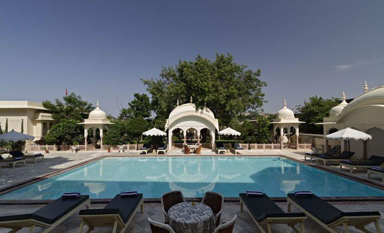 Rejuvenate in style at the Alsisar Mahal Shekhawati!  Destination #Rajasthan , #Heritage #Hotel #Accommodation #Shekhawati, #Jhunjhunu