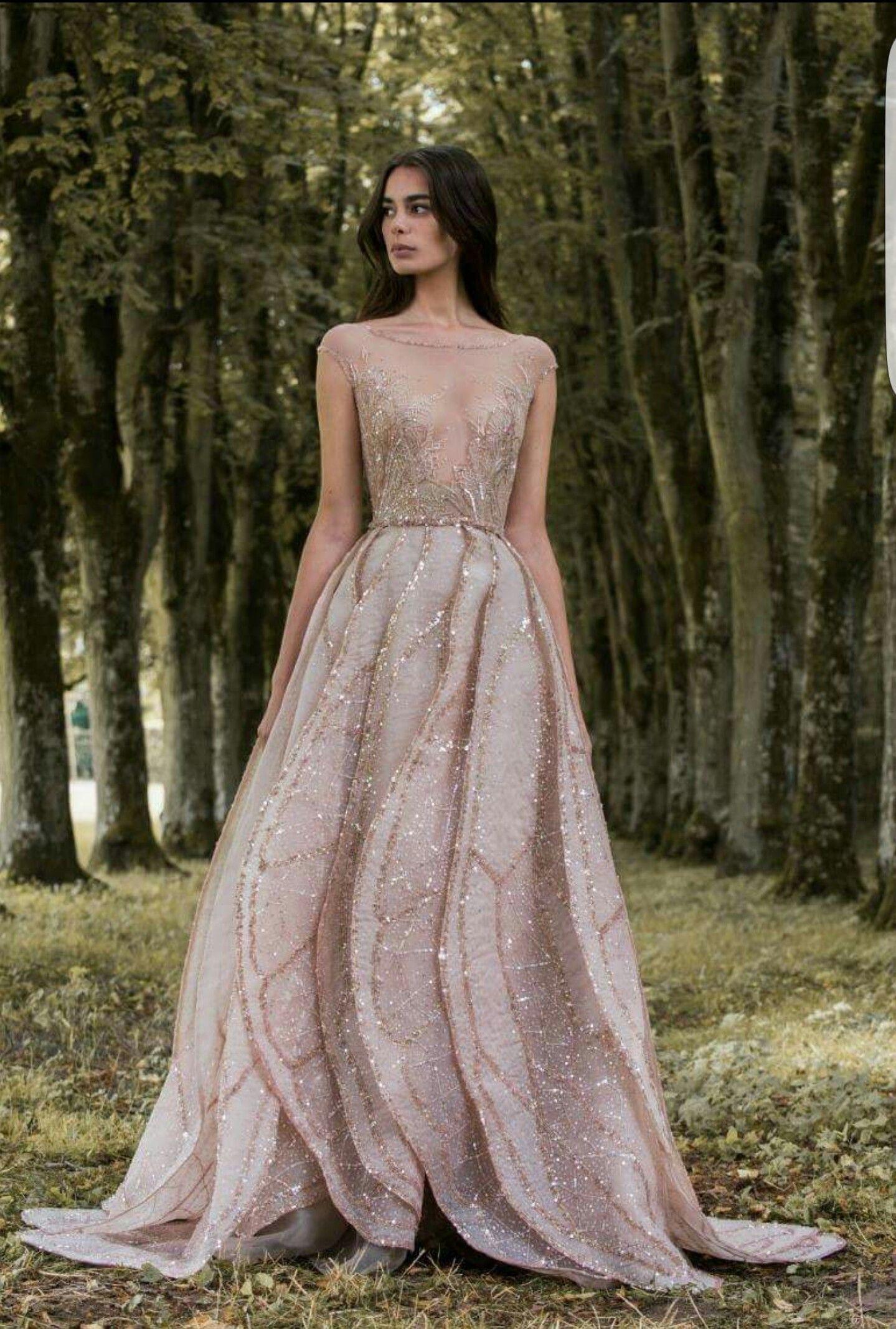 Pin von Melissa Austin auf Bridal Couture | Pinterest | Traumkleider ...
