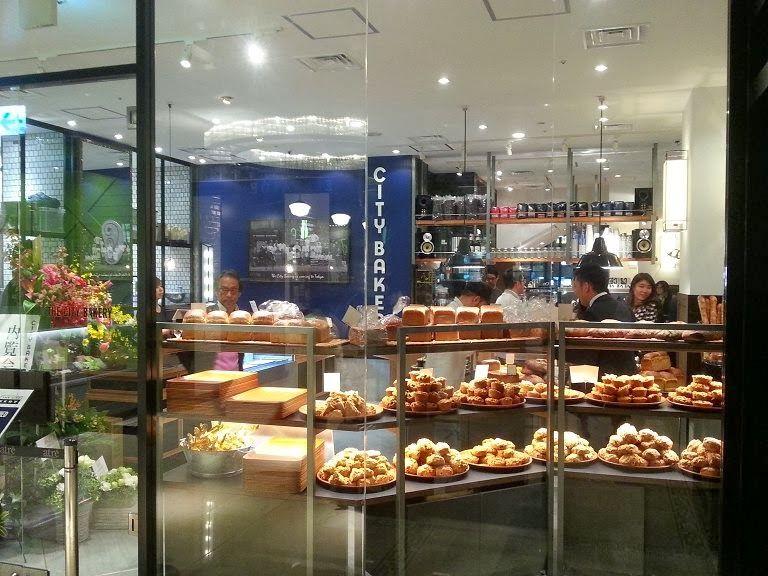 City bakery union square tokyo city bakery