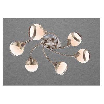 House Additions Galvin 6 Light Ceiling Spotlight