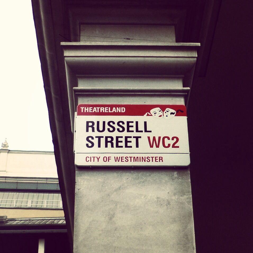 Russell Street, London
