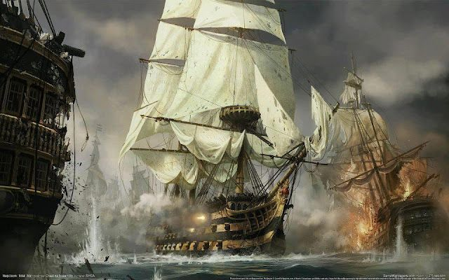 Age of Empire | Military History | Sailing ships, Boat, Old