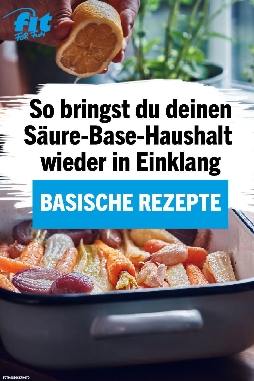 Photo of Basische Rezepte: So kochst du basenreich