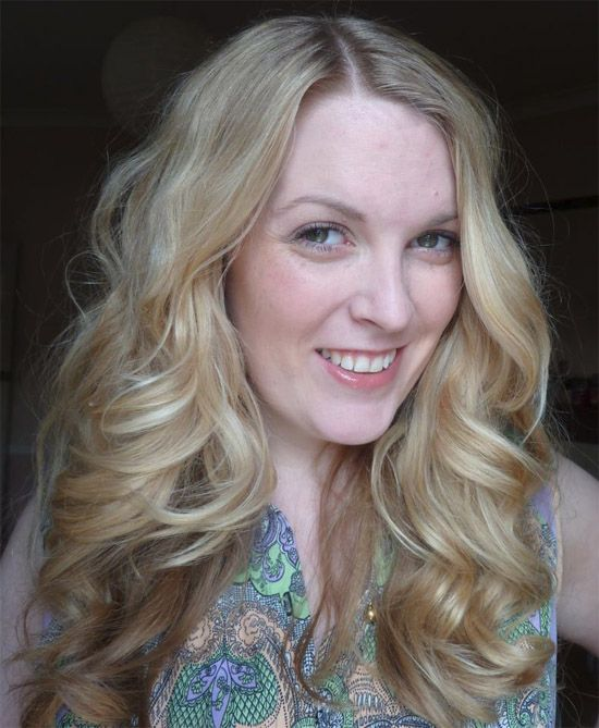 How to do headband curls (no heat, big bouncy waves) - How to on Kiss And Makeup