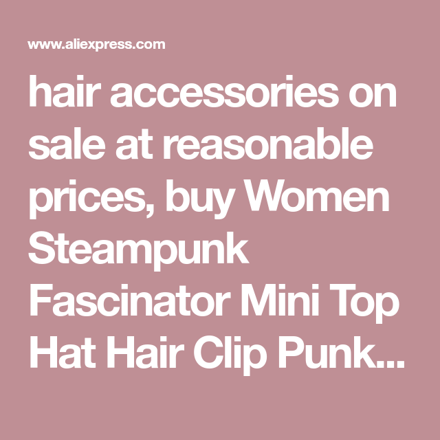 452dd5b83c437 hair accessories on sale at reasonable prices