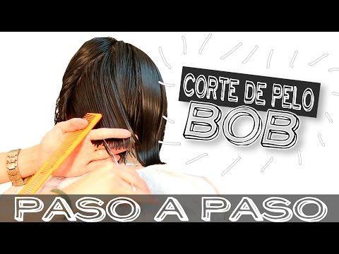 Como Se Hace El Corte Bob
