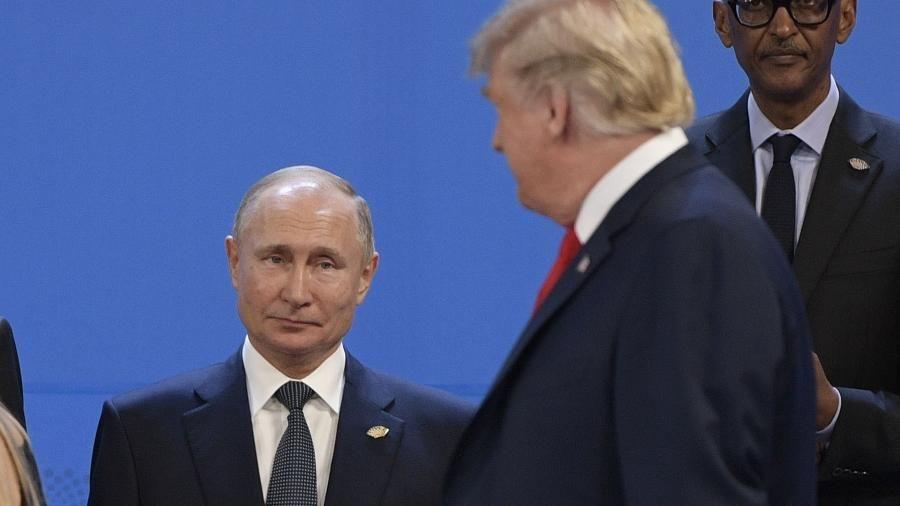 EUA e Rússia rompem tratado de desarmamento nuclear assinado no fim da Guerra Fria