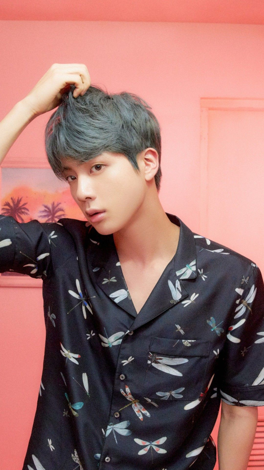 BTS Jin Wallpaper