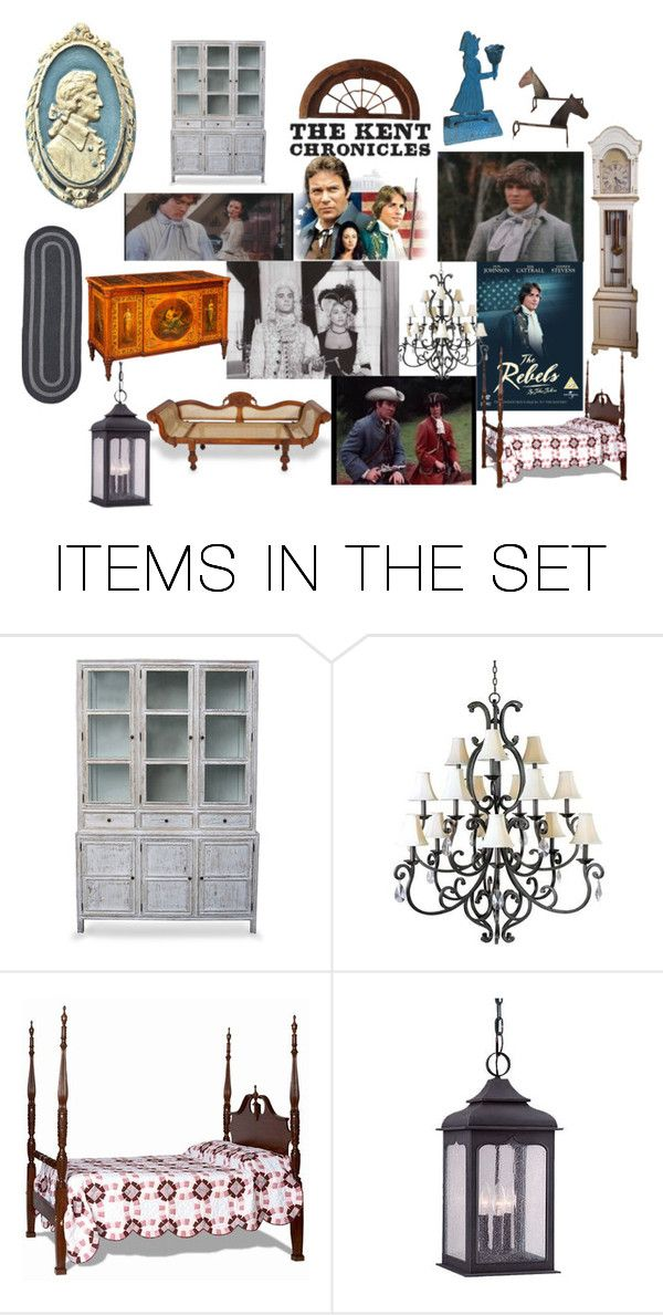 """""""The Kent Family Chronicles"""" by pampire ❤ liked on Polyvore featuring art"""