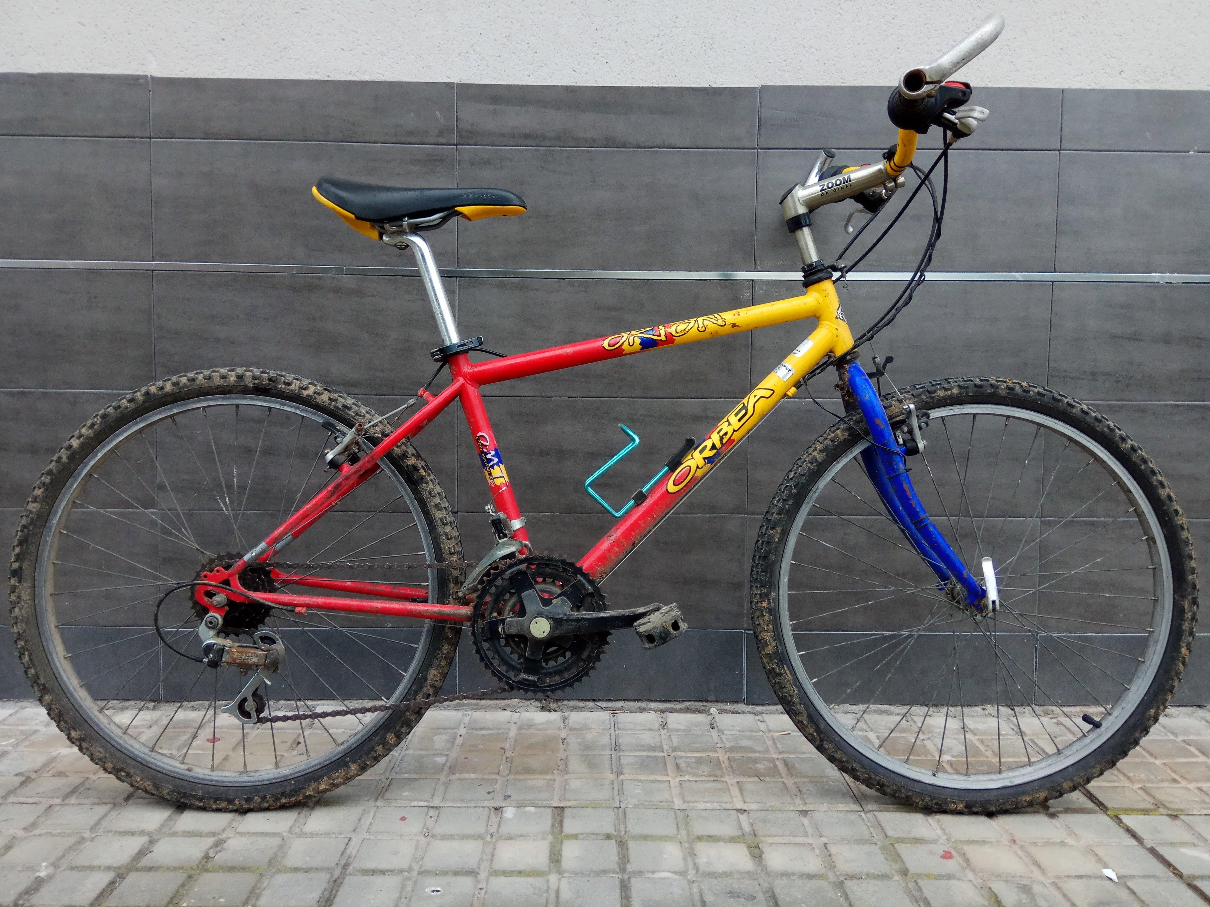 Bicicleta Orbea Orion 50€ MARCA: Orbea MODELO: Orion CLASE: Montaña ...