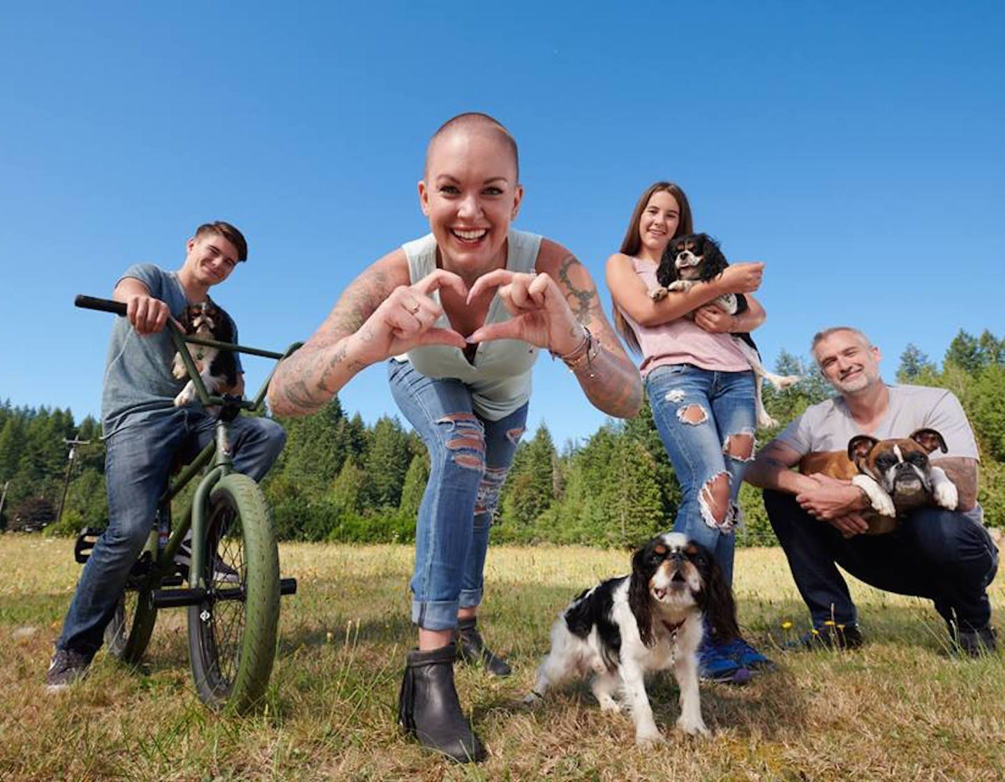 Family Pet Tips From Amanda Giese Star Of Amanda To The Rescue