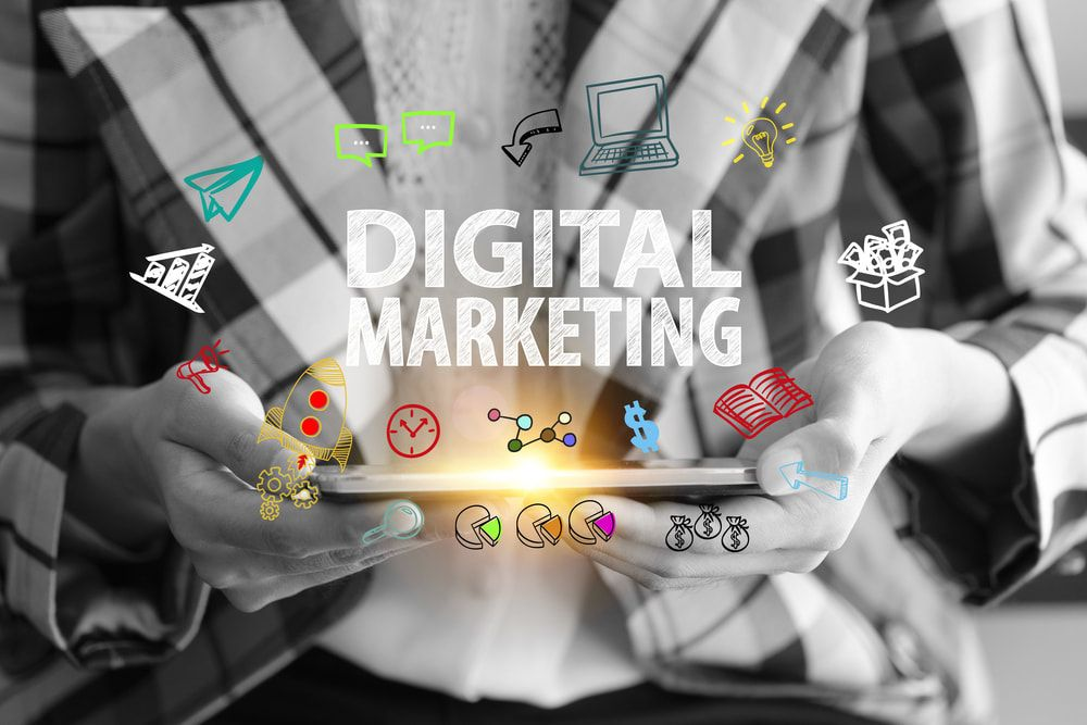 How To Find The Right Agency For Digital Marketing - 5 Expert Tips in 2020  | Marketing concept, Best digital marketing company, Digital marketing