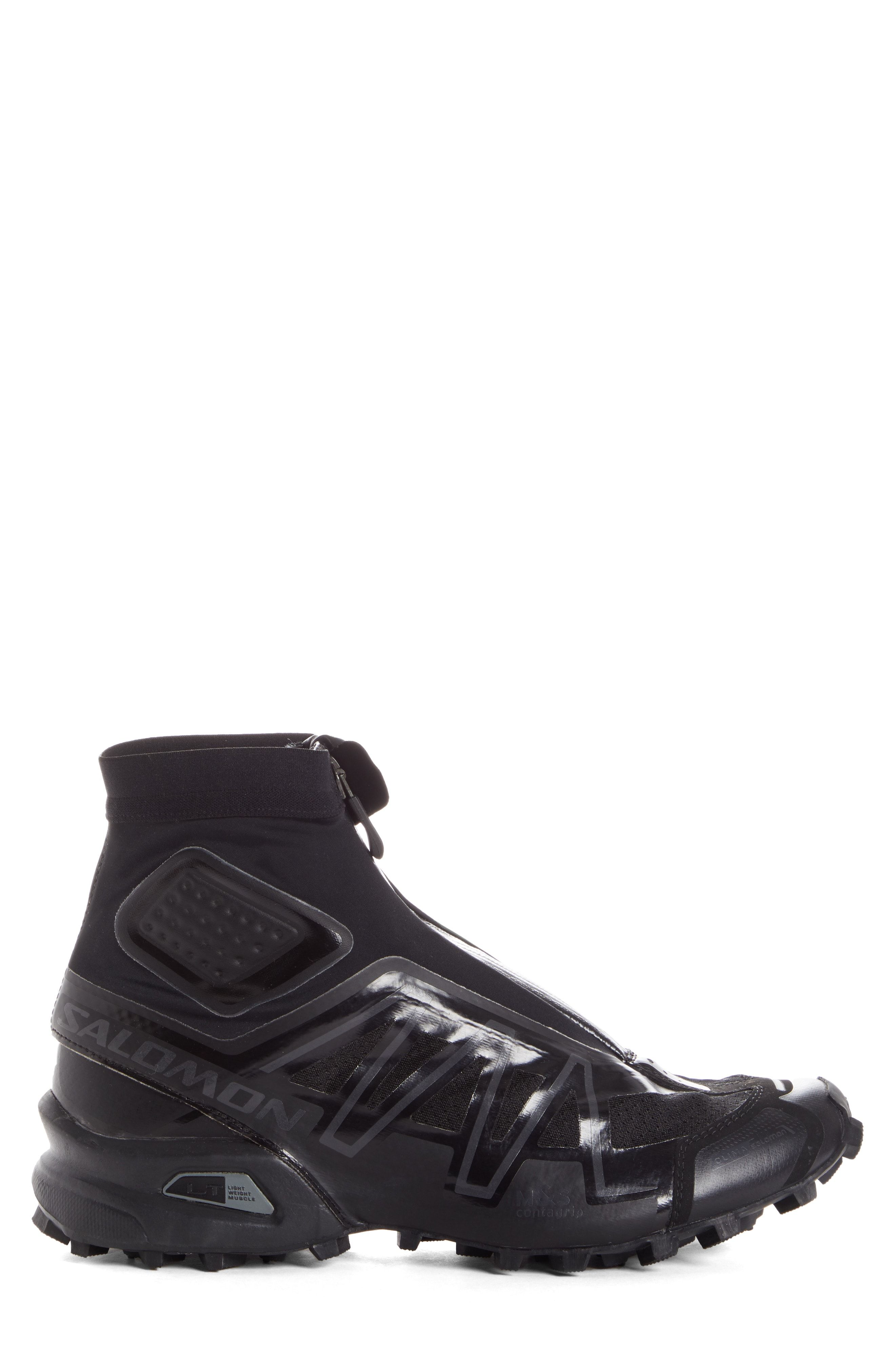 check out 734d2 47744 SALOMON SNOWCROSS ADV LTD HIGH TOP SNEAKER. #salomon #shoes ...