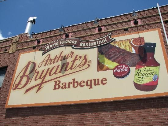 Kansas City Barbecue Restaurants Arthur Bryant S Bbq
