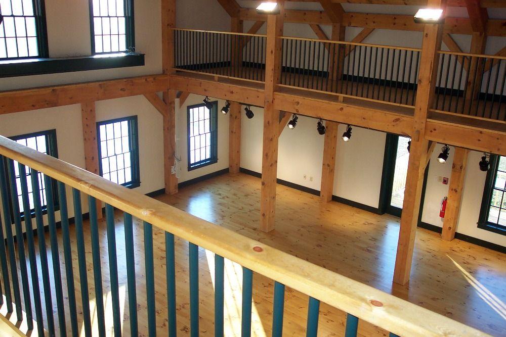 Barn Balcony I Like This Idea Of Quot Two Lofts