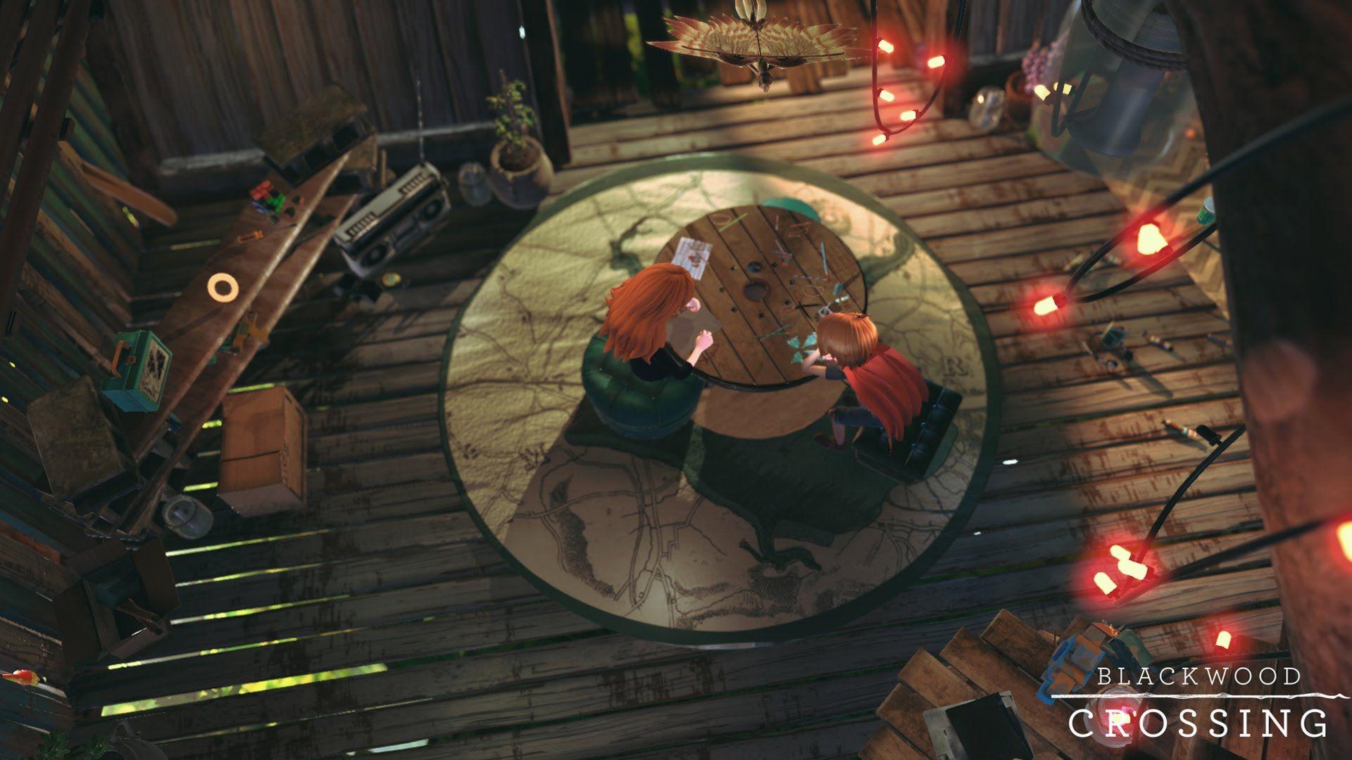 Das in Brighton ansässige Studio PaperSeven hat heute sein neues narratives Adventure-Spiel Blackwood Crossing angekündigt, das 2016 für PS4, Xbox One und PC erscheinen wird. Das Team von PaperSeven besteht aus ehemaligen Entwicklern von Disneys Black Rock Studio und Oliver Reid-Smith, dem Aut...  https://gamezine.de/blackwood-crossing-fuer-xbox-one-ps4-und-pc-mit-teaser-trailer-angekuendigt.html