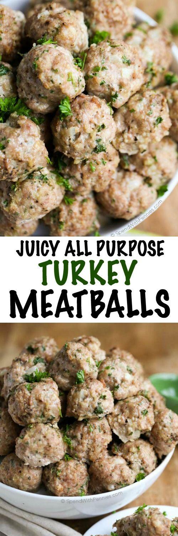 how to make juicy meatballs