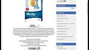free winzip trial