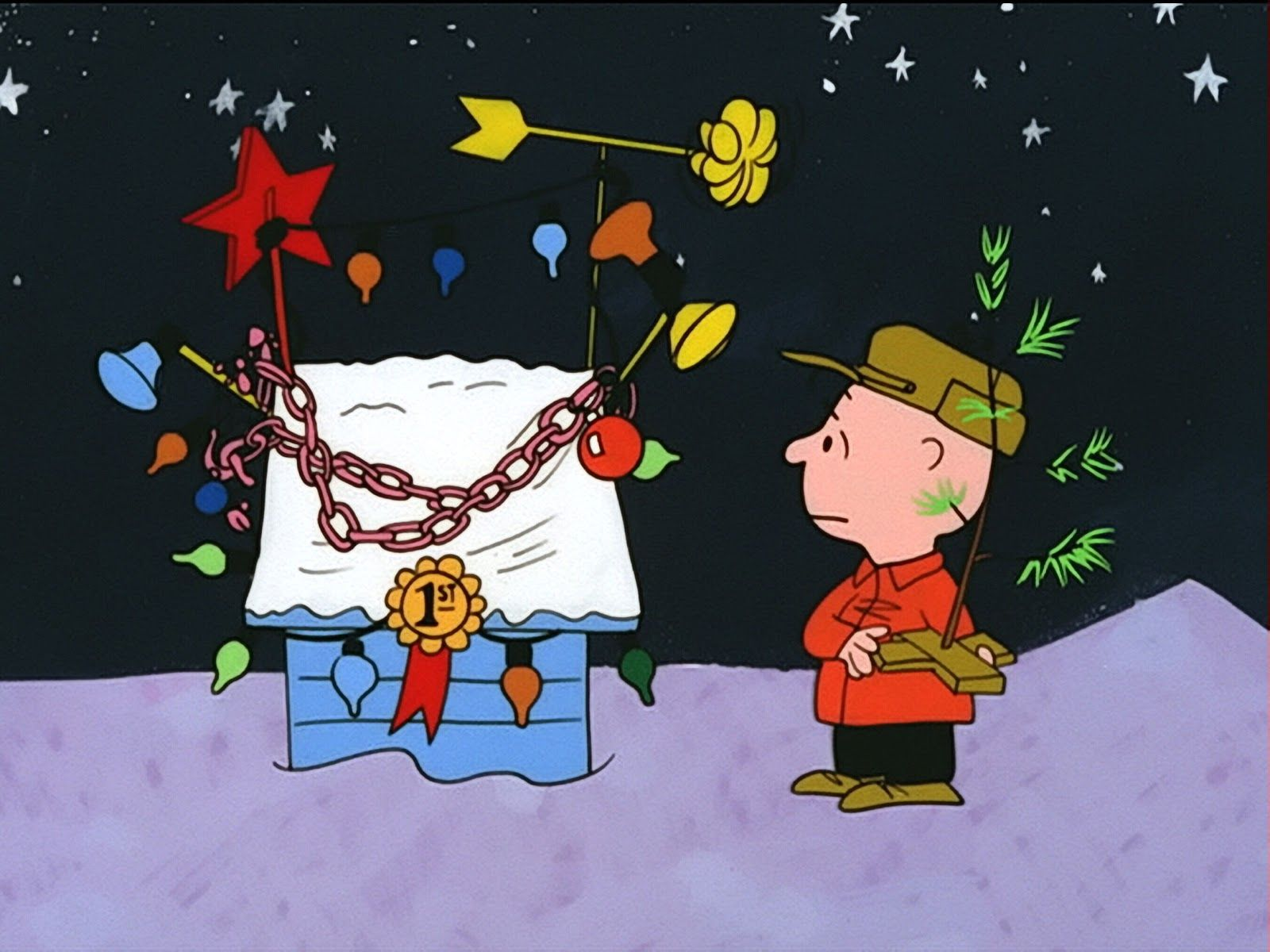 Peanuts Charlie Brown Christmas Clipart  Free Clip Art Images