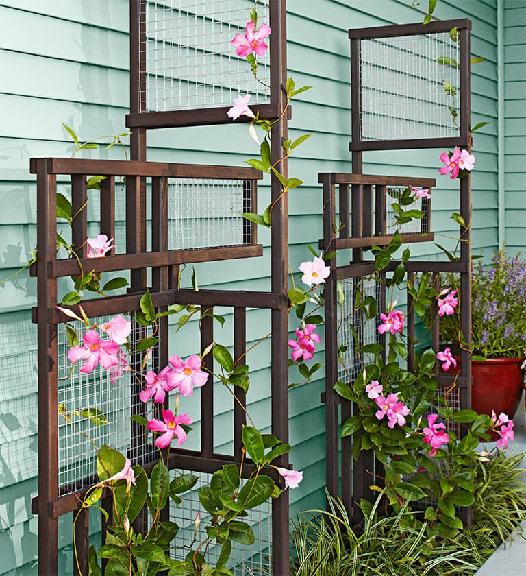 Lovely Diy Garden Trellis Ideas Part - 9: 24 Easy DIY Garden Trellis Projects You Can Do This Weekend