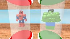 super hero tycoon code - YouTube