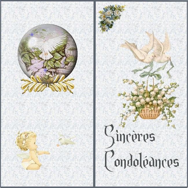 carte de condoleances simple a imprimer gratuitement Carte condoléances gratuite à imprimer.BARBIER_MADOE | Carte