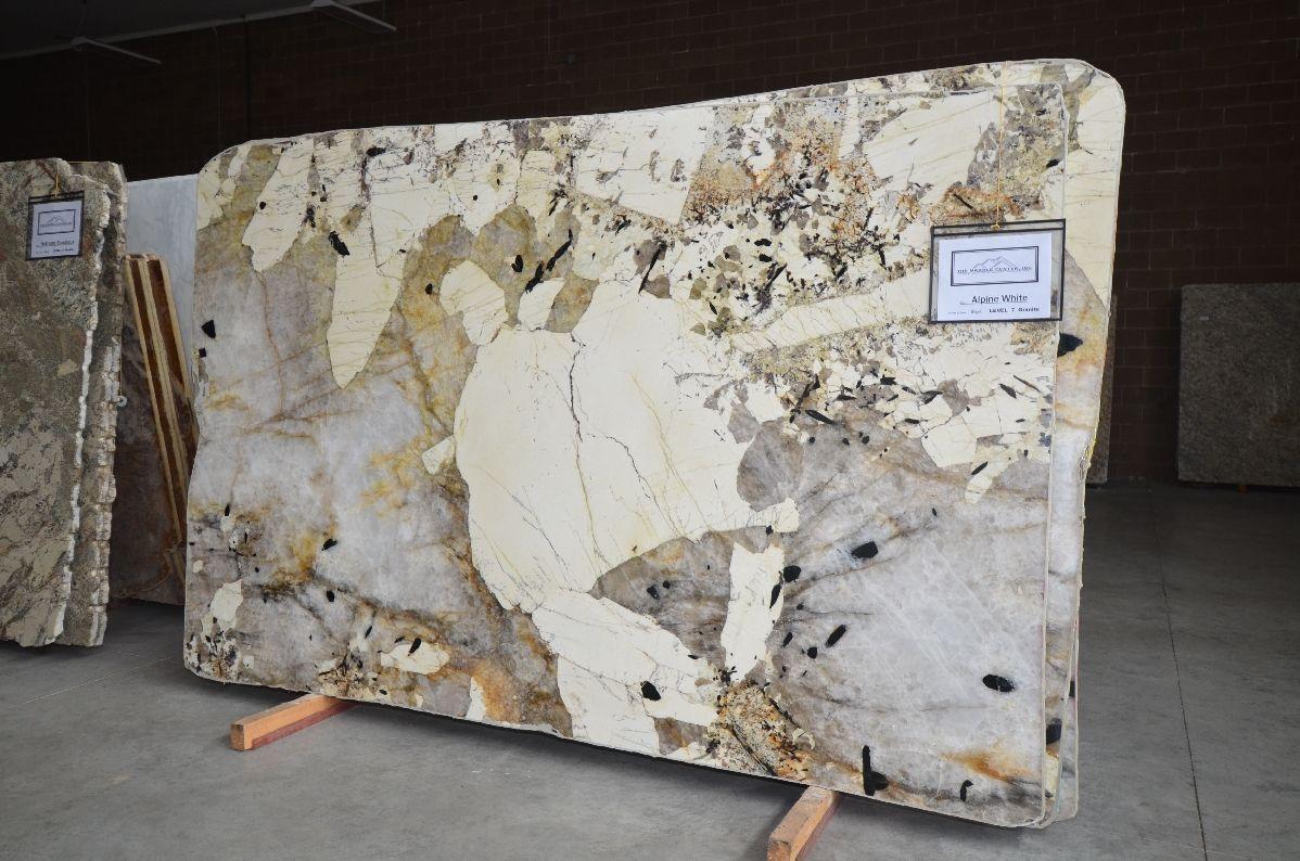 Alpine White Granite White Granite Countertops White Granite Marble Slab