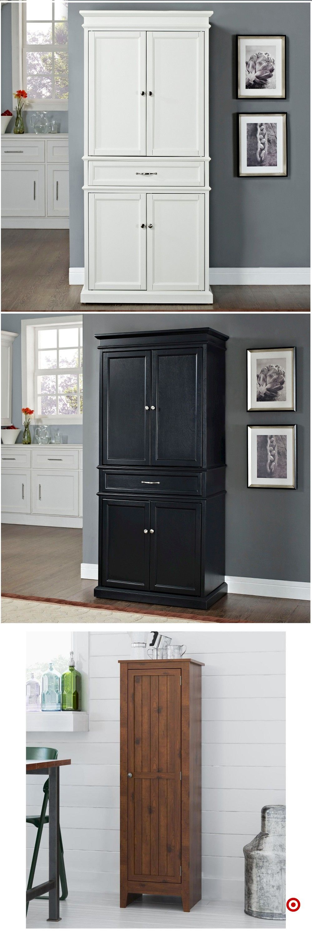 Shop Target For Kitchen Storage Pantry You Will Love At Great Low Prices Free Shipping On Orders Of 35 Or Free Interior Design Kitchen Kitchen Storage Home