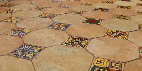 Mosaic Mexican Floor Tile Google Search With Images Mexican