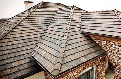 Concrete Tile Roof Titanroofingllc Nv Lasvegas Roofing