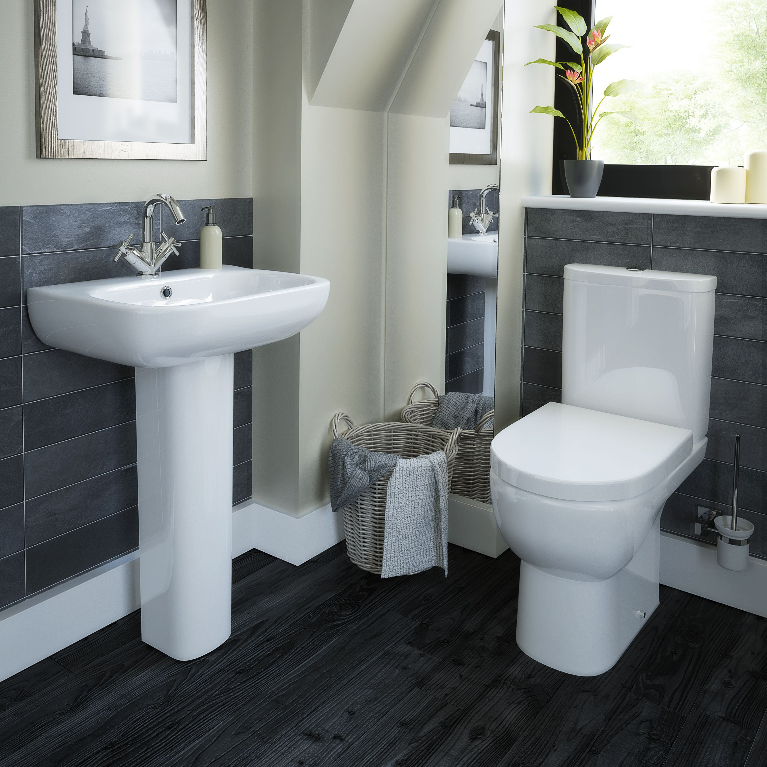 CGi promo image for bathroom suite manufacturer | CGi Interior ...