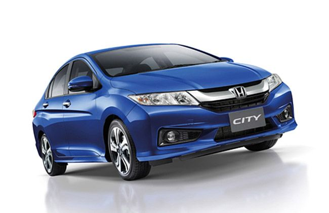New Honda City Launched In Thailand Hondacity Honda City New Honda Honda