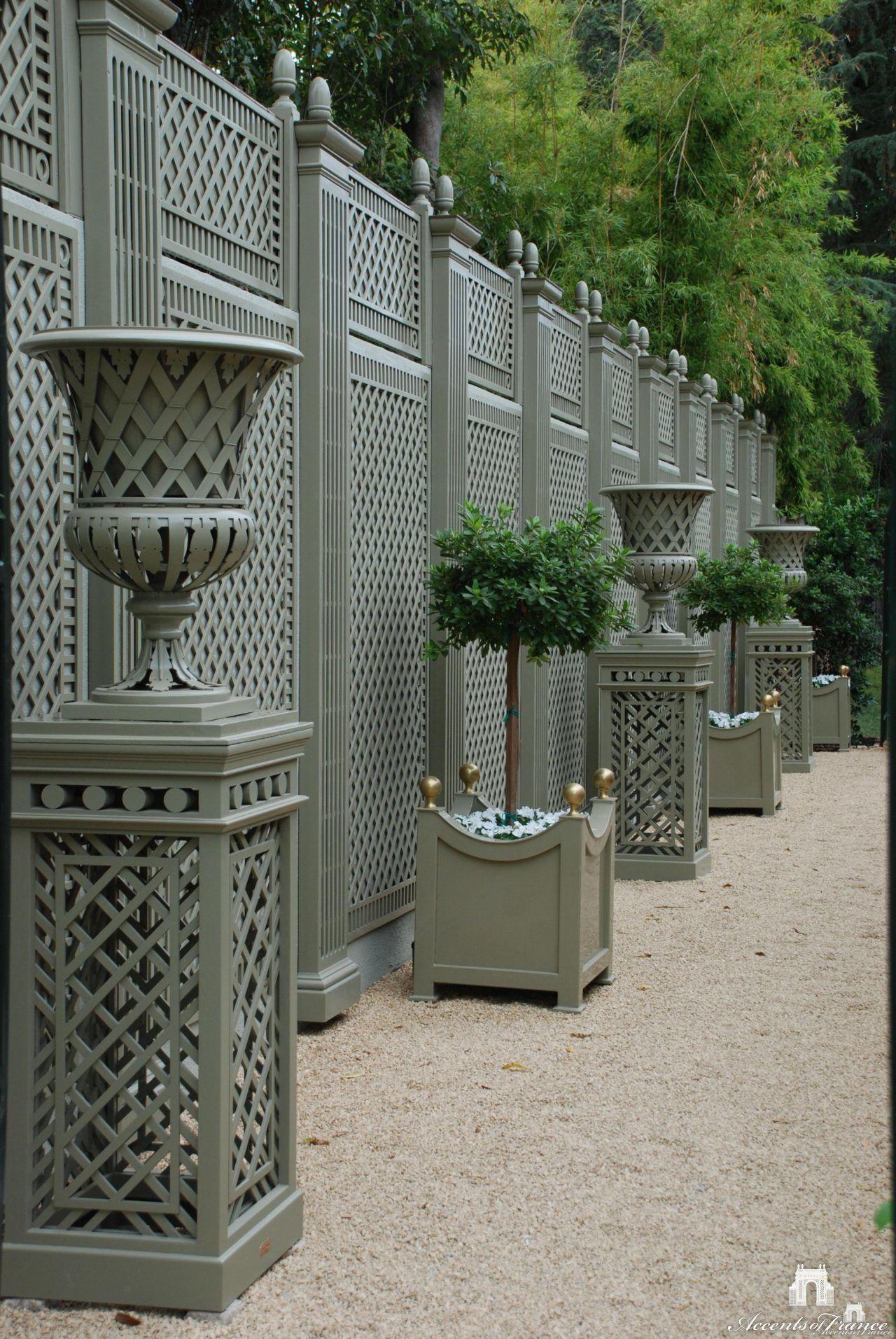 French Balcony Fence