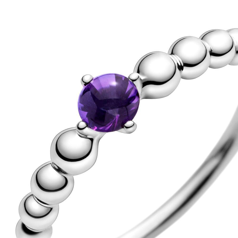 anello viola pandora