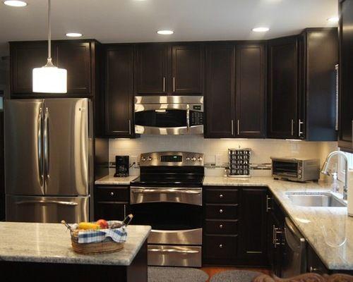 Best Modern Granite Countertop Kitchen Design Ideas Remodel 400 x 300