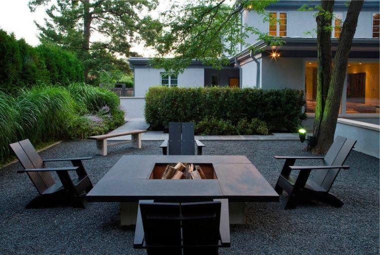Décoration jardin avec galets ou gravier - avantages, comparatif et - amenagement exterieur pas cher