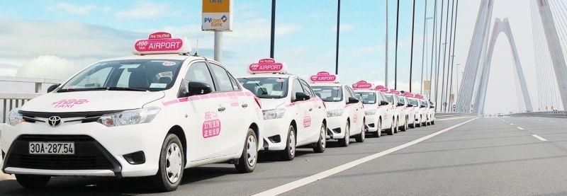 Taxi ABC sân bay Nội Bài