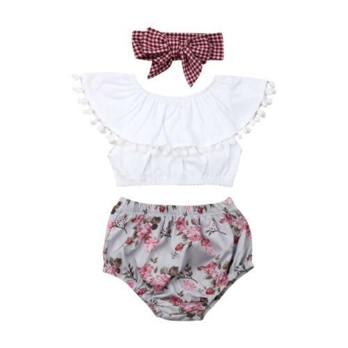 Outfit Sets, Baby Girl Clothes